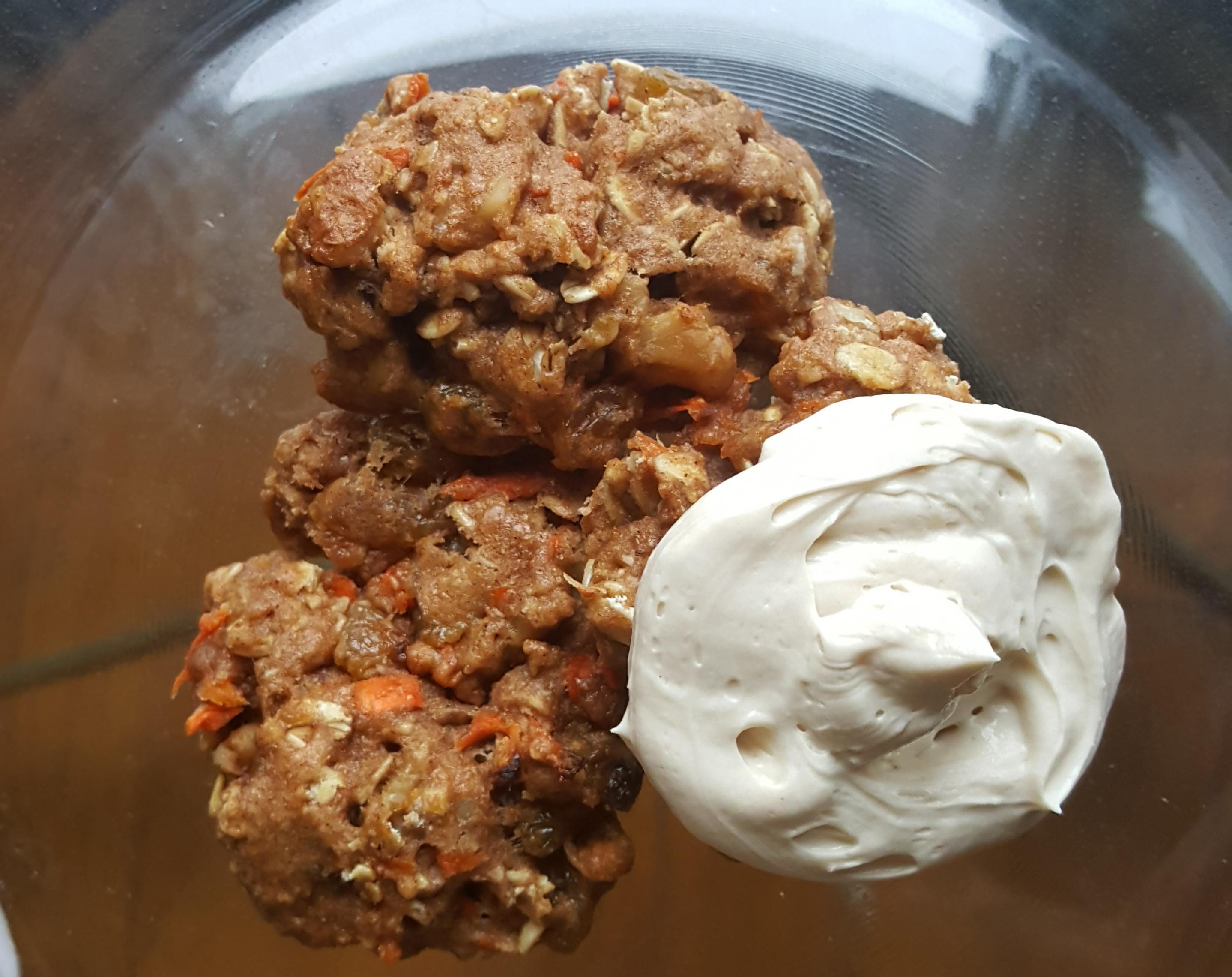 Carrot Cake Cookies edit