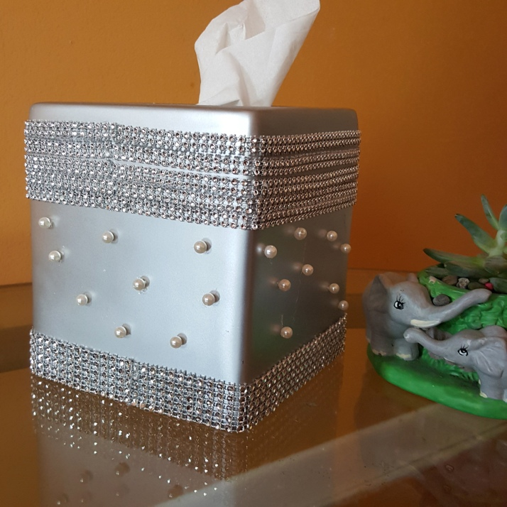 Tissue Box Finished