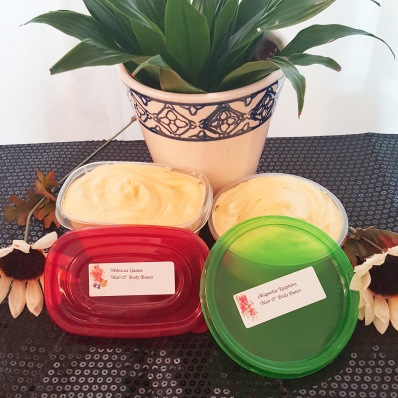 Completed Body Butter2