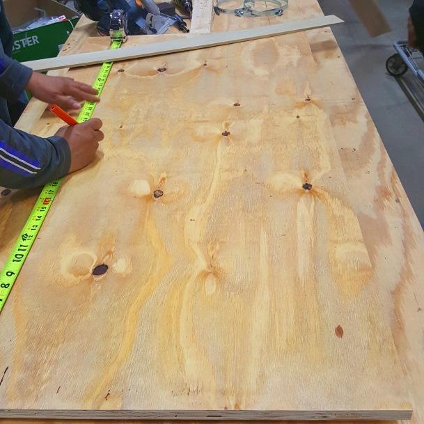 Uncut Plywood