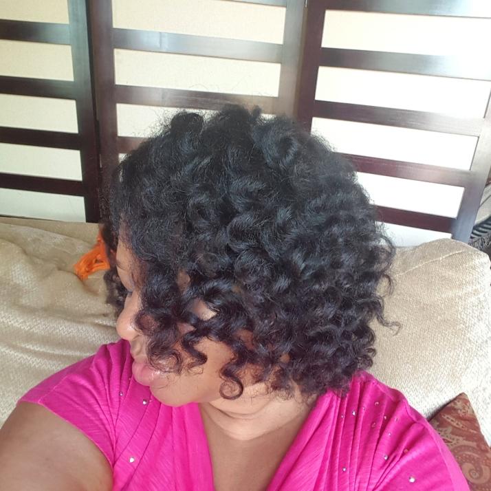 Dye Hair After pics