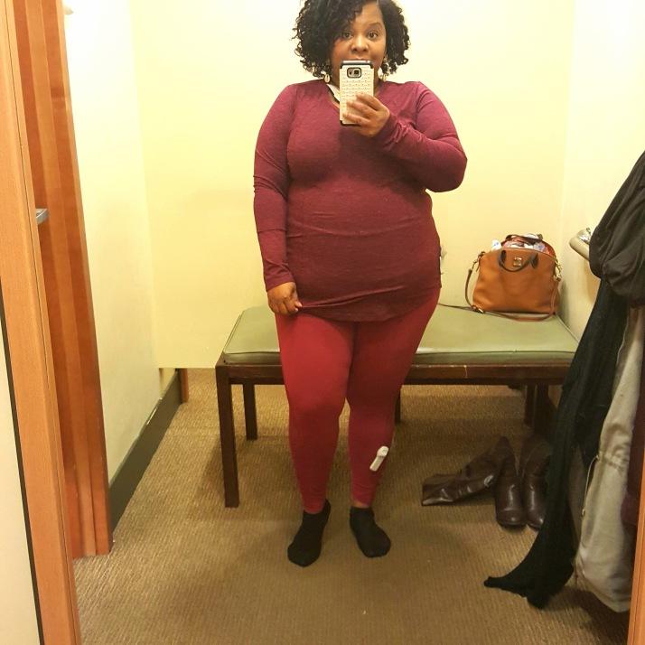 LB Dressing Room Active Wear