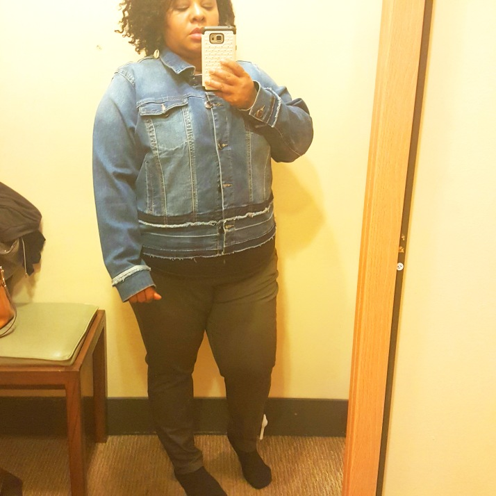LB Dressing Room Denim Jacket